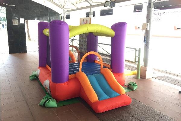 Dino Hauler Bouncy Castle Rental (1)
