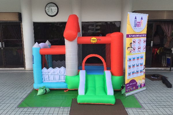 Happy House Bouncy Castle Rental (1)