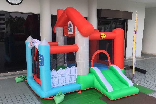 Happy House Bouncy Castle Rental (2)