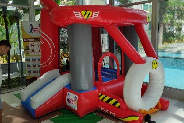 Sky Kids Bouncy Castle Rental (1)