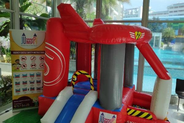 Sky Kids Bouncy Castle Rental (2)